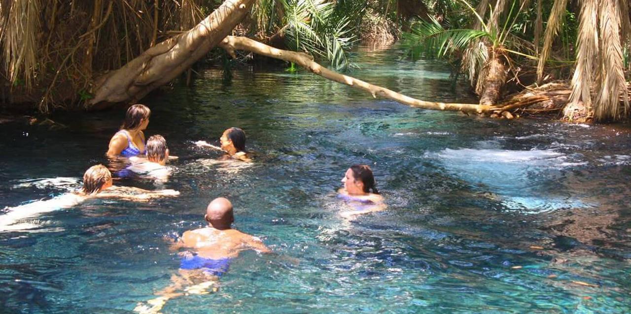 Kikuletwa hot springs trip
