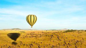 Masai Mara balloon