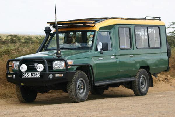 jeep safaris