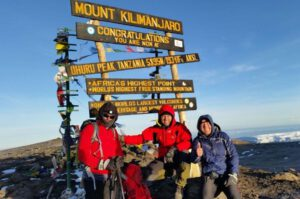 6 Days Kilimanjaro Climbing