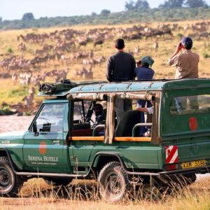 Kenya holiday safari package