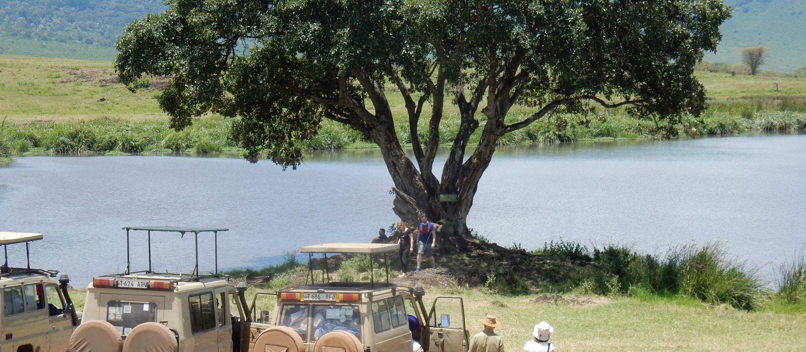 Ngorongoro Tanzania safari