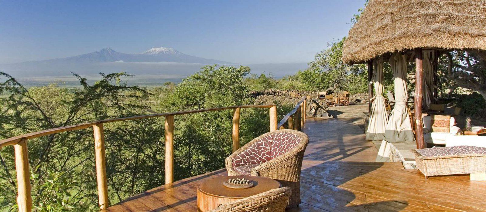 Chyulu Hills Tsavo safari