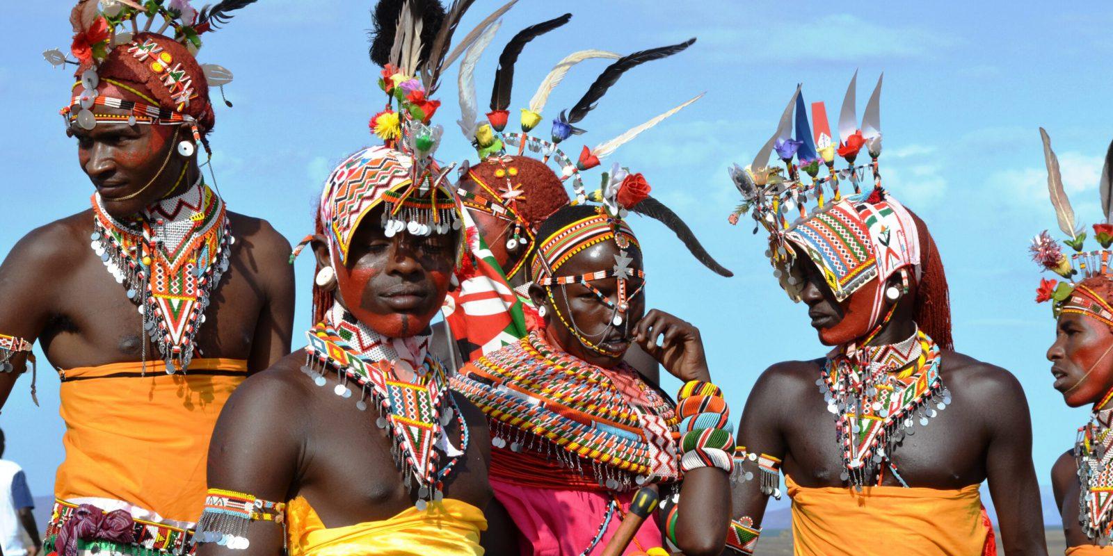Northern frontier Kenya safari