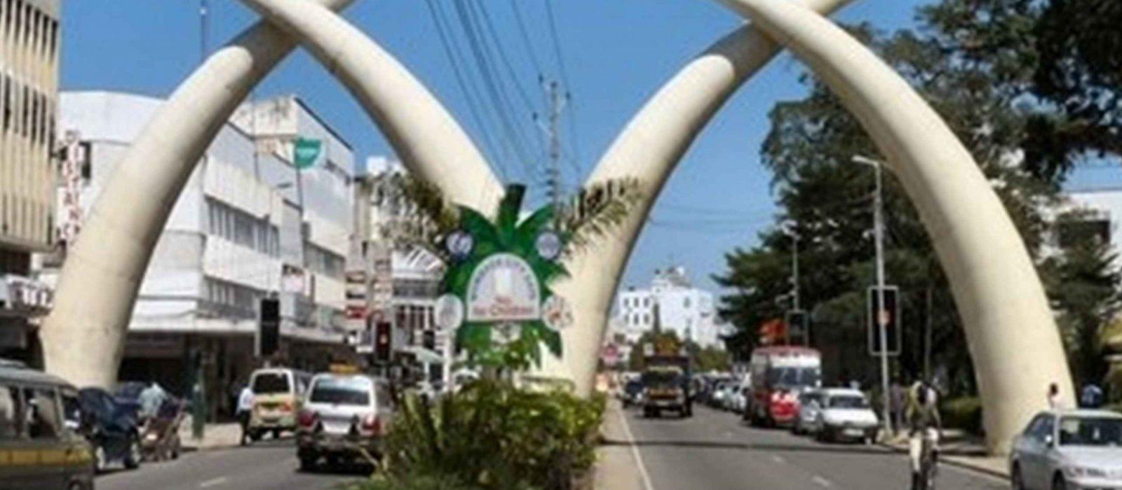 Half day Mombasa City